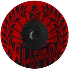 UNLEAZHED Unloose AL01 Aluminium Top Cap dawei red